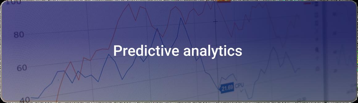 product key area_predictive analytics