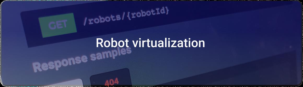 product key area_robot virtualization